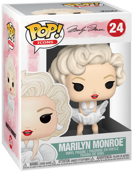 Figurine Funko Pop Icons Marilyn Monroe