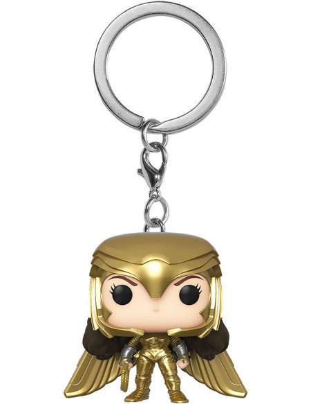 Wonder Woman Wonder Woman 1984 - Wonder Monan Powerpose - Pop! Keychain Porte-clés Standard