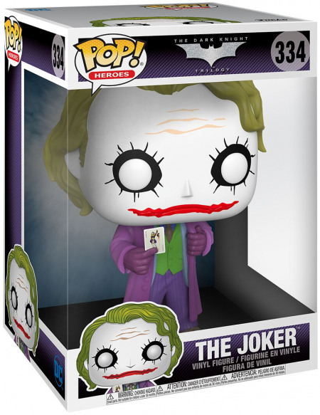 Batman The Dark Knight - Le Joker (Life Size) - Funko Pop! n°334 Figurine de collection Standard