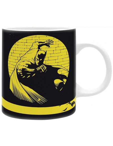 Batman Long Live The Bat Mug en céramique multicolore