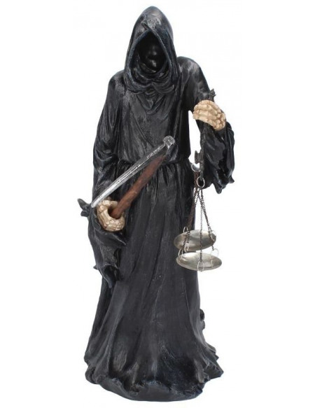 Nemesis Now Final Check In Figurine Standard