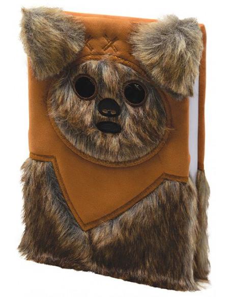 Star Wars Ewok - Cahier (Duveteux) Cahier Standard