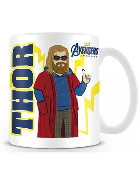 Avengers Endgame - Dude Thor Mug multicolore