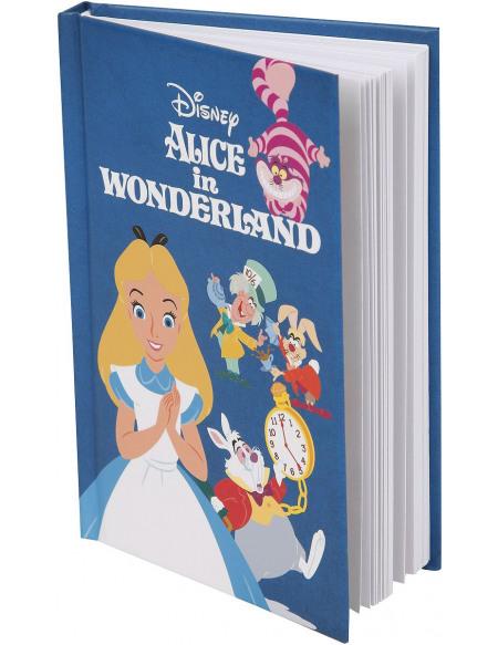 Alice Au Pays Des Merveilles Carnet De Poche Alice Cahier Standard