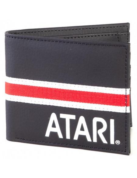 Atari Atari Portefeuille noir