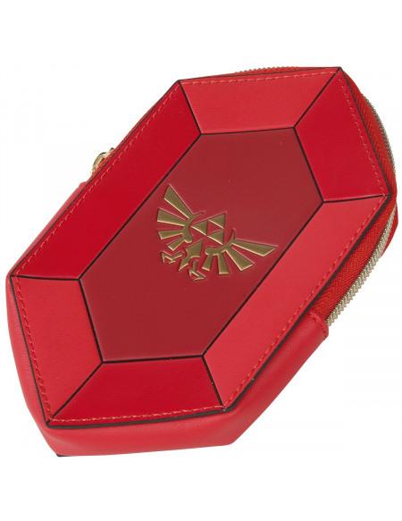 The Legend Of Zelda Rubis Portefeuille rouge