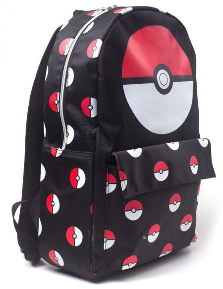 Pokémon Poké Ball Sac à Dos multicolore