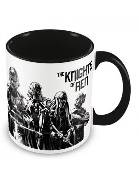 Star Wars Épisode 9 - L'Ascension de Skywalker - The Knights Of Ren Mug blanc