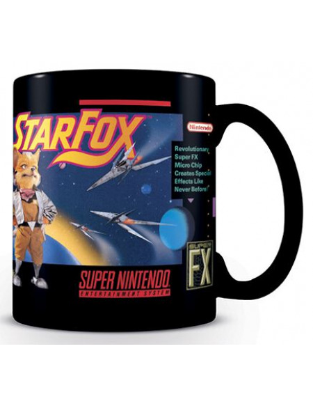Mug Super Nintendo Star Fox 315 ml