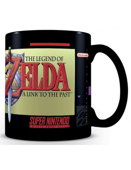 Mug Super Nintendo The Legend of Zelda A Link To The Past 315 ml