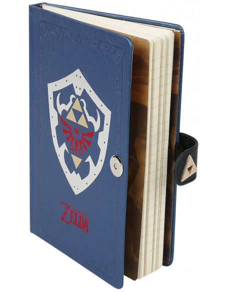 The Legend Of Zelda Hylia Shield Cahier Standard