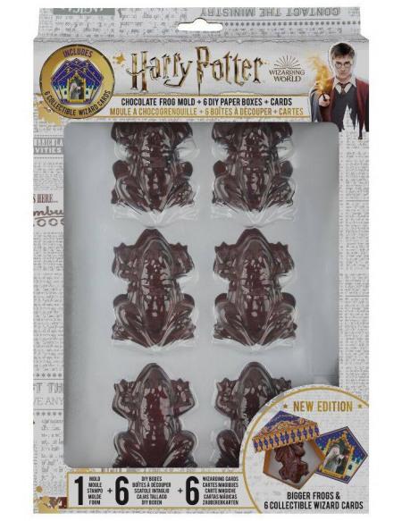 Harry Potter Chocolat En Forme de Choco-Grenouille Moule à gateau marron