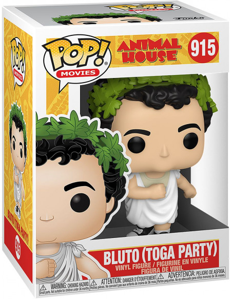 American College Bluto (Toga Party) - Funko Pop! n°915 Figurine de collection Standard