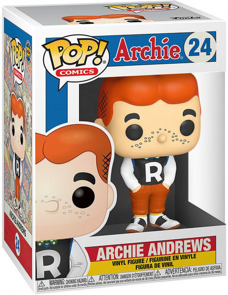 Archie Archie Andrews - Funko Pop! n°24 Figurine de collection Standard