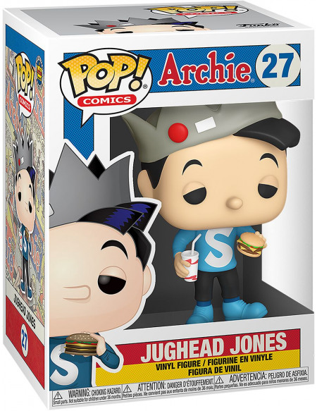 Archie Jughead Jones - Funko Pop! n°27 Figurine de collection Standard