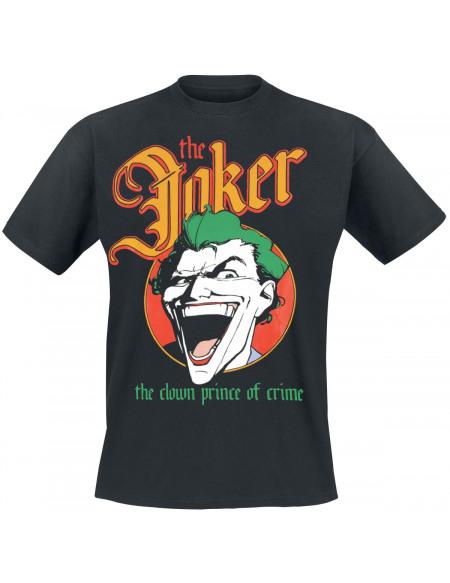 Batman T-shirt noir