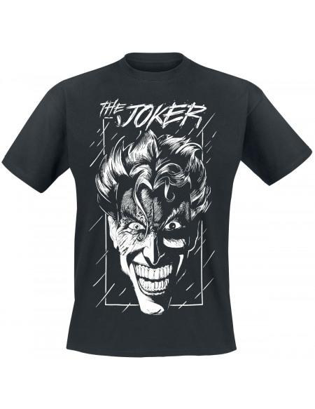 Batman The Clown Prince Of Crime T-shirt noir