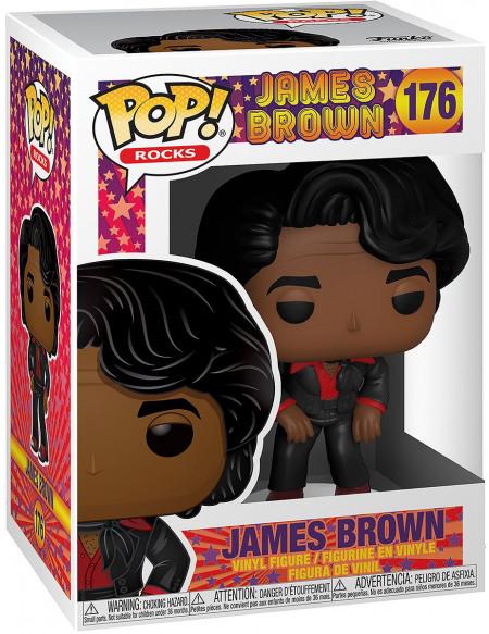 Figurine Funko Pop Rocks James Brown