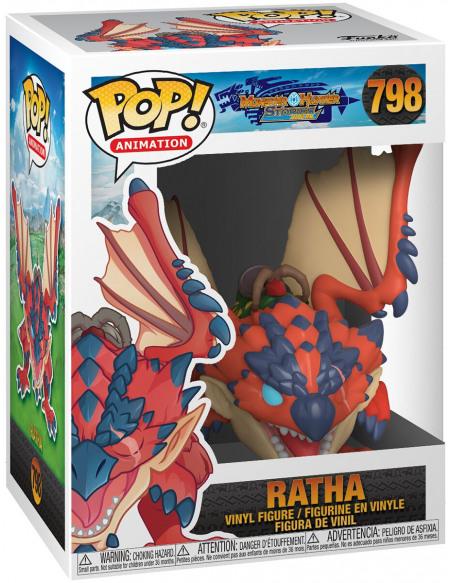 Monster Hunter Ratha - Funko Pop! n°798 Figurine de collection Standard