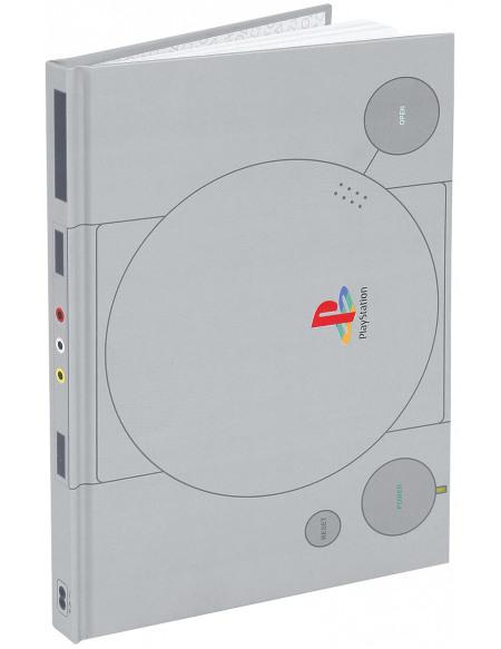 Playstation Carnet PS1 Cahier Standard