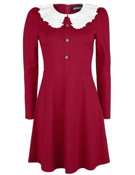 Les Nouvelles Aventures de Sabrina The Academy Of Unseen Arts Robe rouge