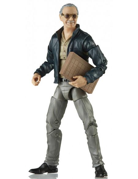 Avengers Legends Series - Stan Lee Figurine articulée Standard