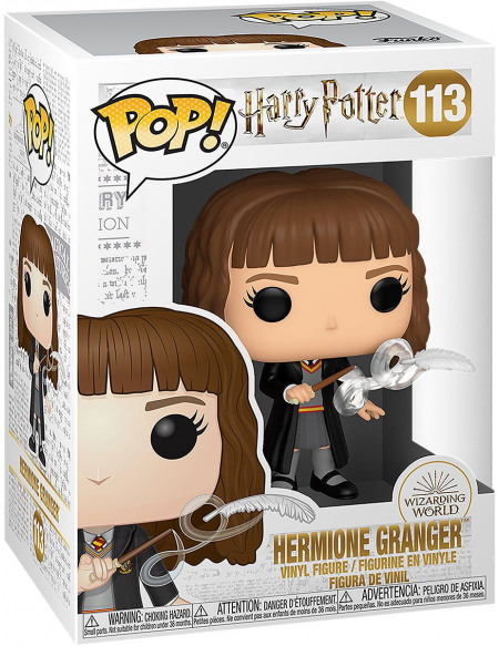Figurine Funko Pop Harry Potter Hermione Granger with Feather