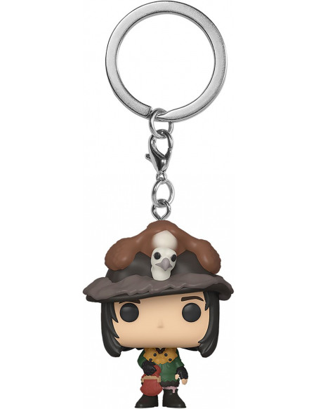 Harry Potter Rogue En Épouvantard - Pop! Keychain Porte-clés multicolore