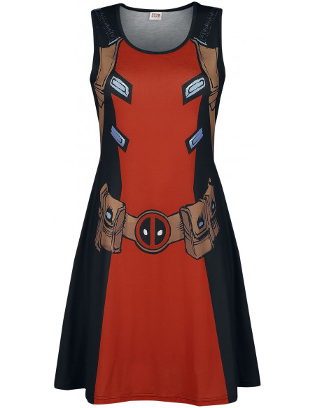 Deadpool Uniforme Robe multicolore