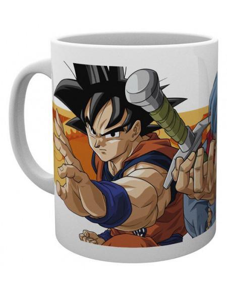 Dragon Ball Dragon Ball Super - Future Group Mug Standard