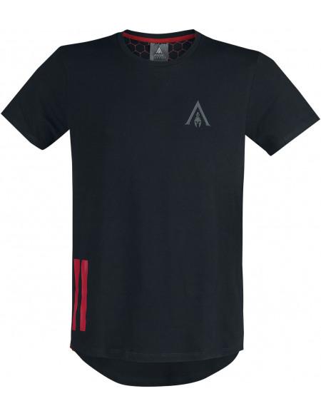 Assassin's Creed Odyssey - Emblem T-shirt noir