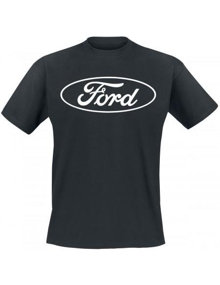 Ford Logo Classique T-shirt noir