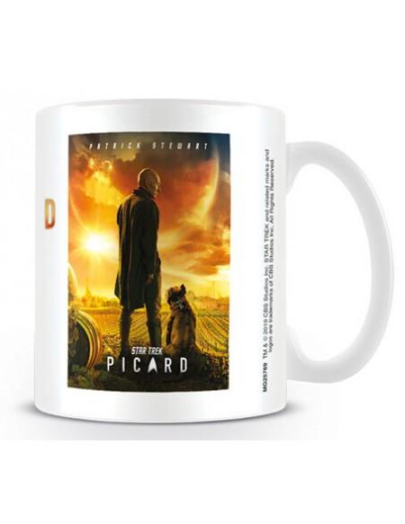 Star Trek Picard - Number One Mug multicolore