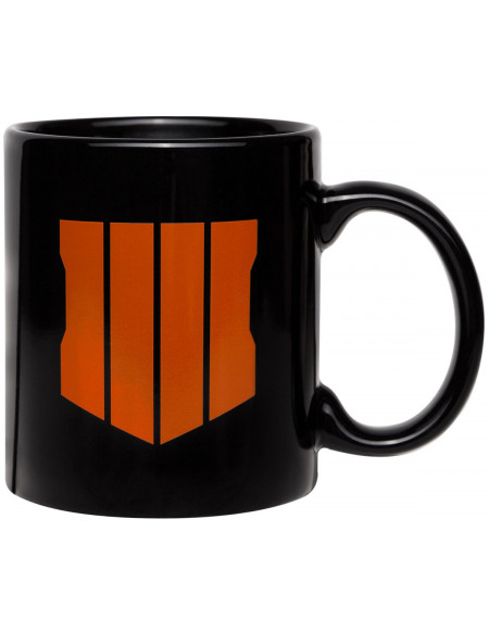 Call Of Duty Black Ops 4 - Logo Noir Mug Standard