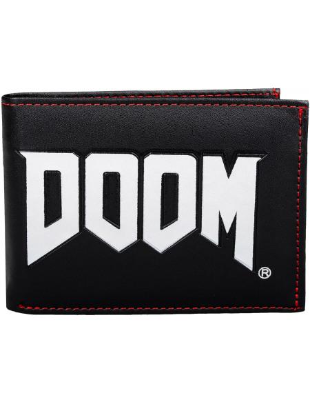 Doom Logo Doom Portefeuille Standard
