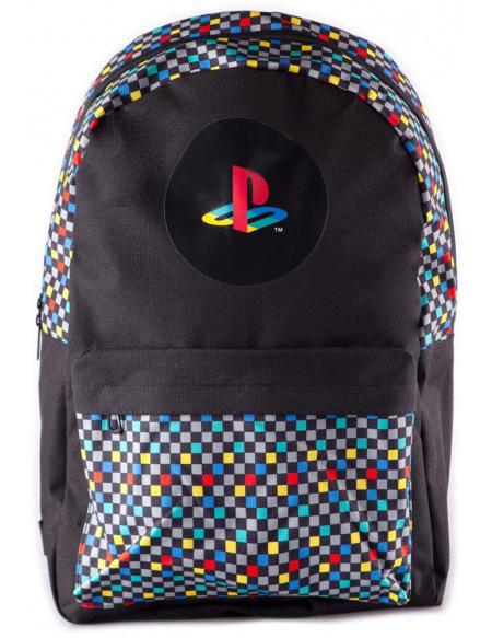 Playstation Retro Logo Sac à Dos multicolore