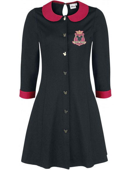 Mickey & Minnie Mouse Mickey Mouse Robe noir/rouge
