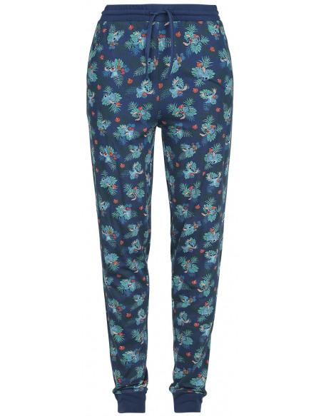 Lilo & Stitch Jungle Bas de pyjama multicolore
