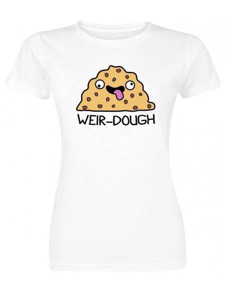 Weir-Dough T-shirt Femme blanc