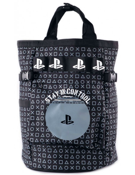 Playstation Stay In Control Sac à Dos multicolore