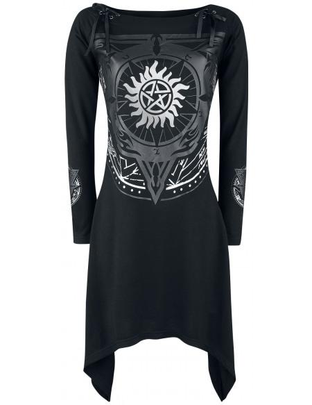 Supernatural Chasseur Robe noir