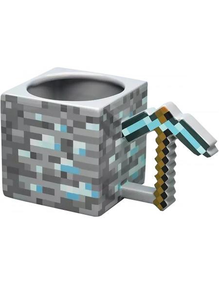 Minecraft Pioche - Mug Mug multicolore