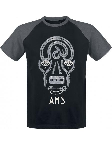 American Horror Story Atavistic T-shirt gris/noir