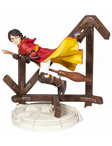 Harry Potter Harry Potter Jouant Au Quidditch Figurine de collection Standard