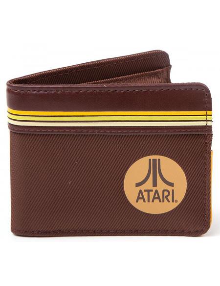 Atari Arcade Life Portefeuille marron
