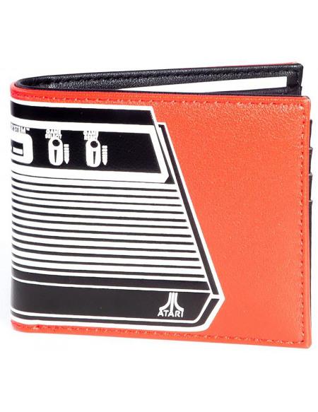 Atari Console Portefeuille orange