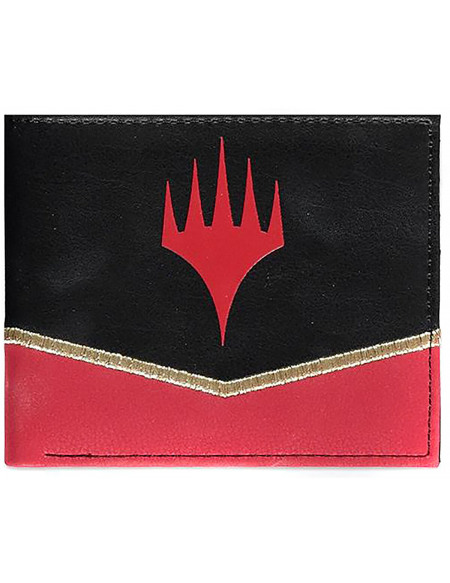 Magic: The Gathering Chandra Portefeuille rouge/noir
