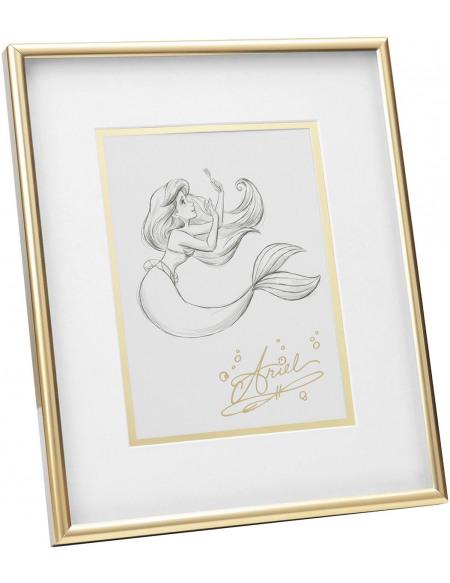 La Petite Sirène Ariel Photo encadrée Standard