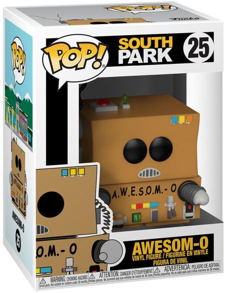 Figurine Funko Pop Animation South Park Awesom-O