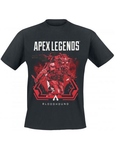 Apex Legends Bloodhound T-shirt noir